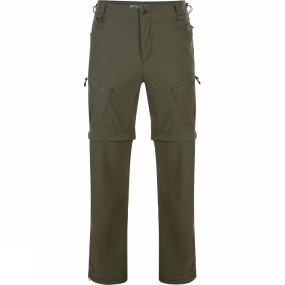 Mens Tuned In Zip Off Trouser from Dare 2 b