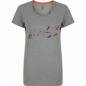 Womens Feathery Tee from Dare 2 b