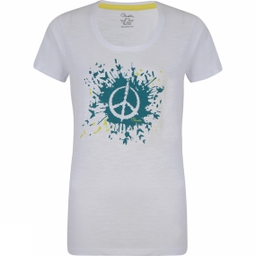 Womens Peace Out Tee from Dare 2 b