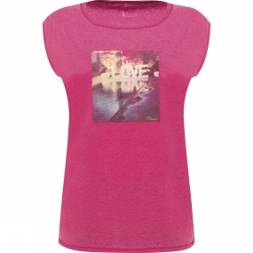 Womens Restful T-Shirt from Dare 2 b
