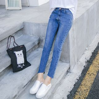 Cropped Jeans from Denimot
