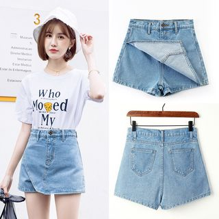 Denim Skort from Denimot