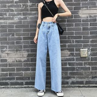 Straight Fit Jeans from Denimot