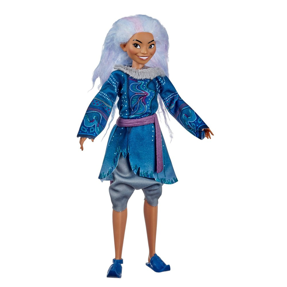 Disney Raya and the Last Dragon Sisu Fashion Doll from Disney Princess