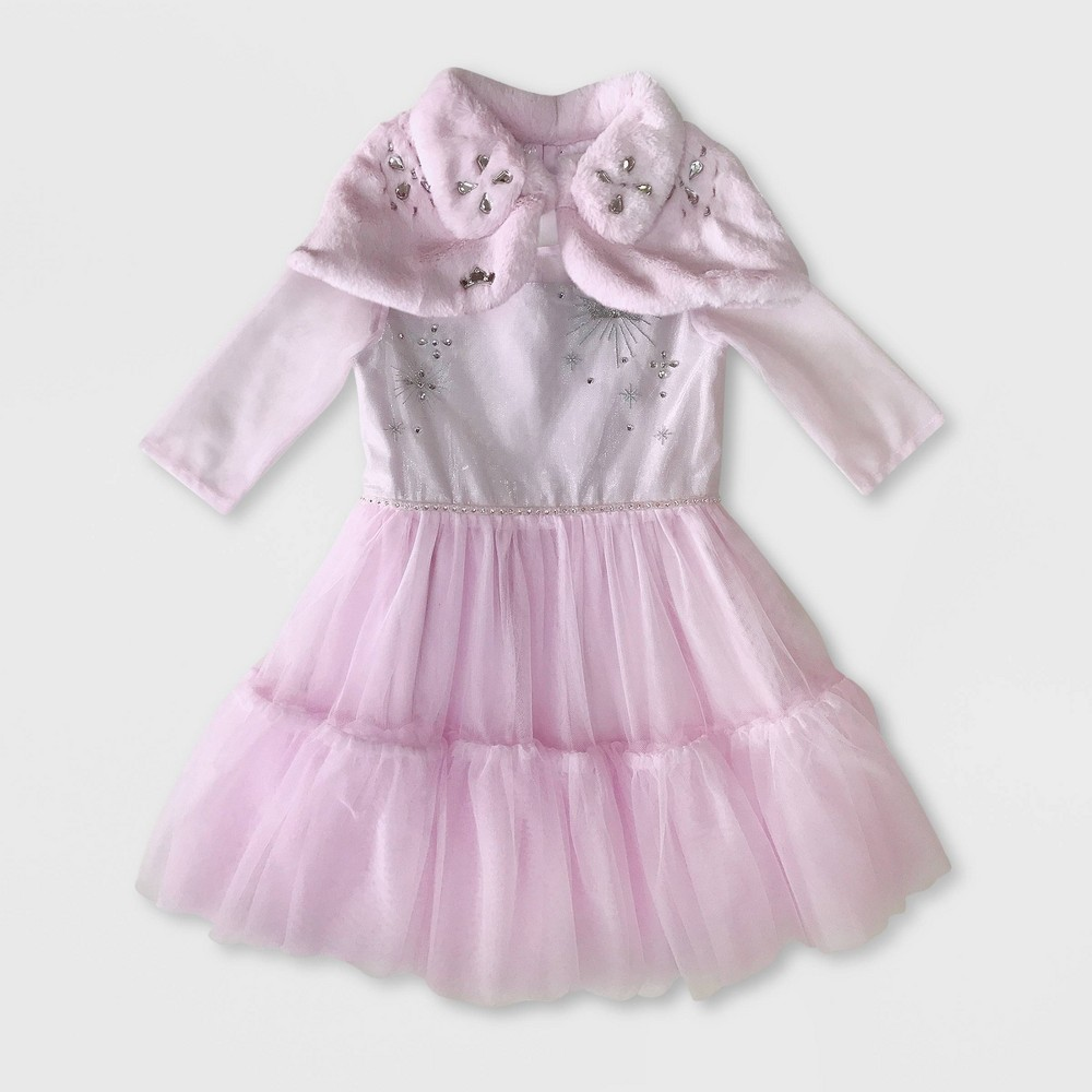Girls' Disney Princess Dress Set - Pink 5-6 - Disney Store from Disney Princess