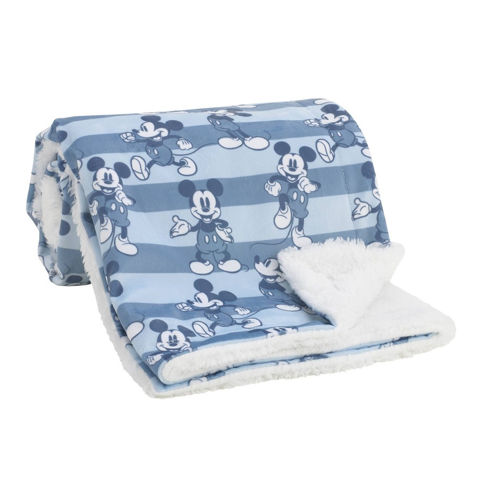 Disney Mickey Mouse Baby Blanket from Disney
