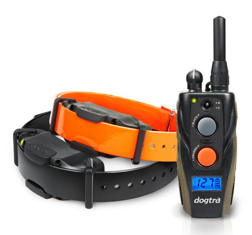Dogtra 3/4 Mile 2 Dog Training Collar System 1902S from Dogtra