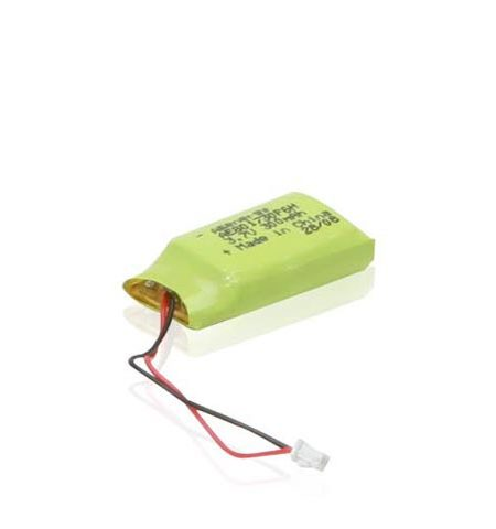 Dogtra BP-37F Replacement Battery for IQ & eFence EF-3000 Gold Receiver from Dogtra