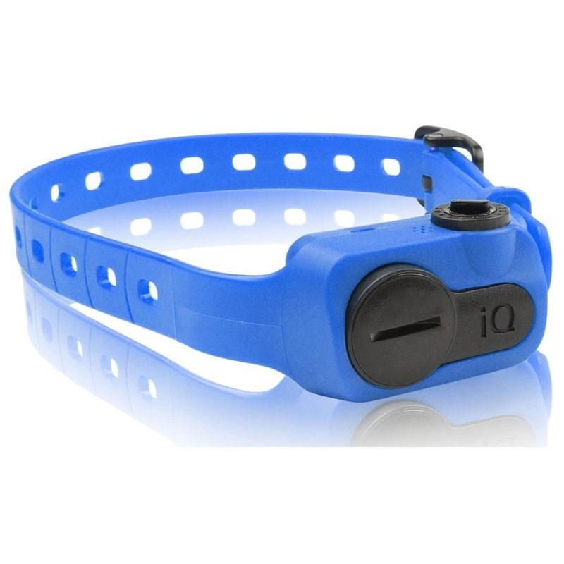 Dogtra IQ-BARK-BLU iQ No Bark Collar Blue from Dogtra
