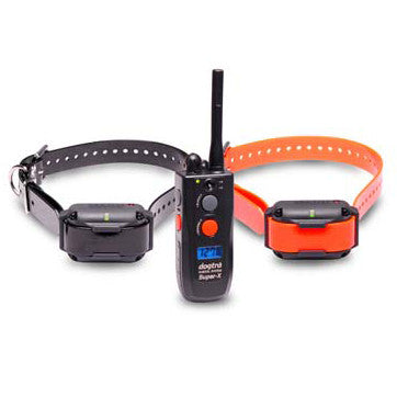 Dogtra Super-X 2 Dog 1 Mile Dog Training Collar System 3502NCP from Dogtra