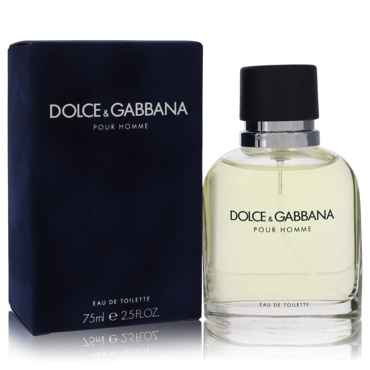 Dolce & Gabbana Cologne by Dolce & Gabbana 2.5 oz EDT Spay for Men from Dolce & Gabbana