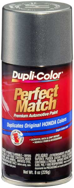 Acura & Honda Vehicles Metallic Polished Metal Auto Spray Paint - NH737M (2008-2017) from Dupli-Color