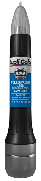 Audi & Volkswagen Indigo Blue All-In-1 Scratch Fix Pen - LB5N (2000-2006) from Dupli-Color