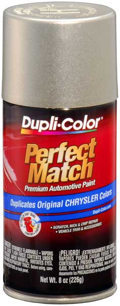 Chrysler - Dodge - Jeep Metallic Driftwood Satin Auto Spray Paint - MFA RFK PFA PFK (1992-2013) from Dupli-Color
