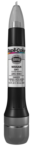 Cloud White for Nissan All-In-1 Scratch Fix Pen - QM1 (1995-2016) from Dupli-Color