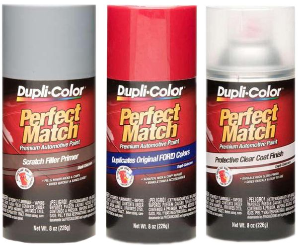 Dupli-Color Auto Spray Paint For Domestic & Import Cars (8 oz.) from Dupli-Color