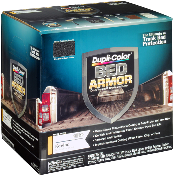 Dupli-Color Bed Armor Truck Bed Liner Gallon Kit from Dupli-Color