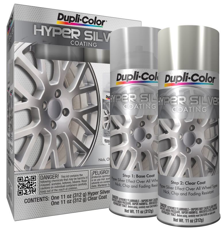Dupli-Color Hyper Silver Coating Kit from Dupli-Color