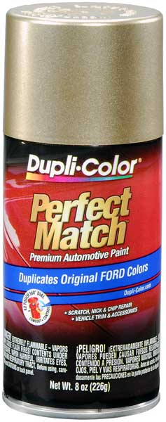 Ford/Lincoln/Mazda Harvest Gold Auto Spray Paint - B2 (1999-2004) from Dupli-Color