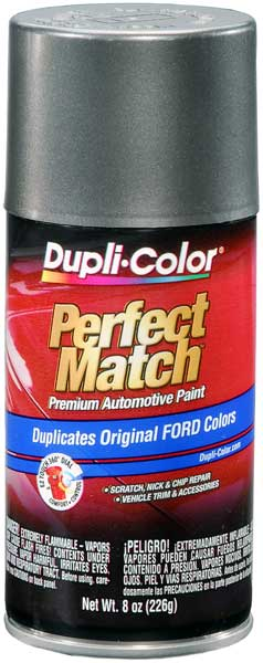 Ford/Lincoln/Mercury Dark Shadow Gray Auto Spray Paint - CX (2001-2011) from Dupli-Color