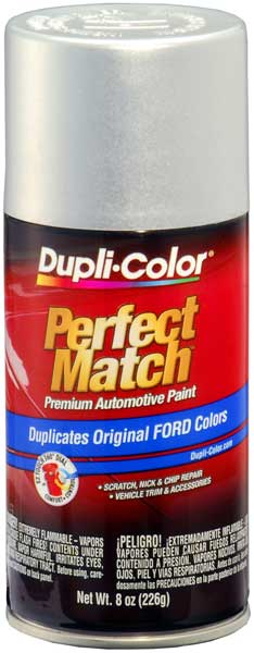 Ford/Lincoln Silver Frost Auto Spray Paint - TS (1995-2008) from Dupli-Color