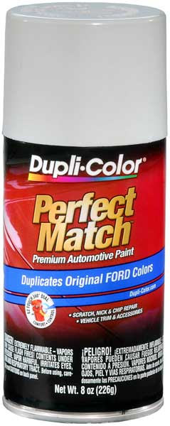 Ford Lincoln & Mazda Oxford White Auto Spray Paint - 9L A9 Y0 YZ (1983-2014) from Dupli-Color