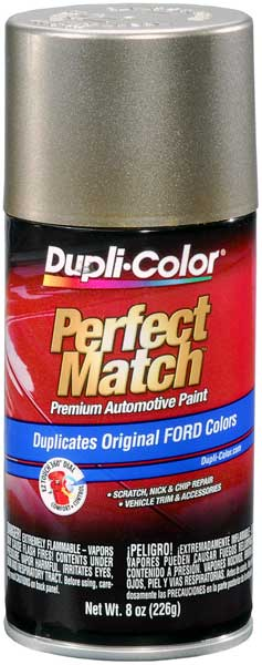 Ford & Lincoln Arizona Beige Auto Spray Paint -AQ (2000-2014) from Dupli-Color