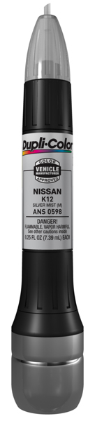 Met. Silver for Infiniti & for Nissan Mist All-In-1 Scratch Fix Pen - K12 (2004-2011) from Dupli-Color