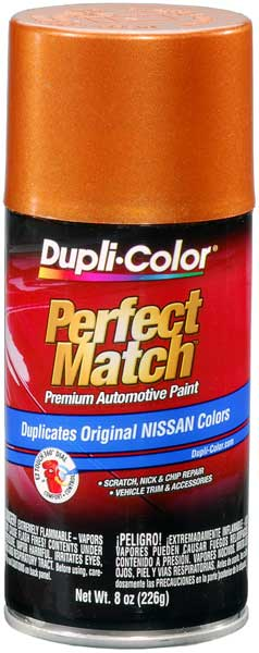 Metallic Orange Mist for Nissan Auto Spray Paint - 14 (1982-1986) from Dupli-Color