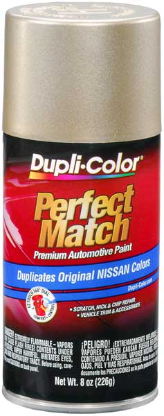 Pebble Beige for Infiniti & for Nissan Auto Spray Paint - CG2 (1988-1998) from Dupli-Color