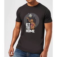 E.T. Phone Home T-Shirt - Black - L - Black from E.T. the Extra-Terrestrial