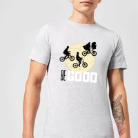 ET Be Good Moon T-Shirt - Grey - XL - Grey from E.T. the Extra-Terrestrial