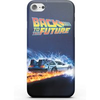 Back To The Future Outatime Phone Case - Samsung S6 Edge - Snap Case - Matte from Back to the Future
