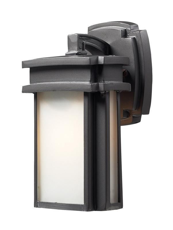 ELK Lighting Sedona 1- Light Outdoor Sconce In Graphite - 42346/1 from ELK Lighting