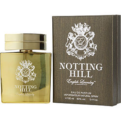 ENGLISH LAUNDRY NOTTING HILL by English Laundry EAU DE PARFUM SPRAY 3.4 OZ for MEN from ENGLISH LAUNDRY NOTTING HILL