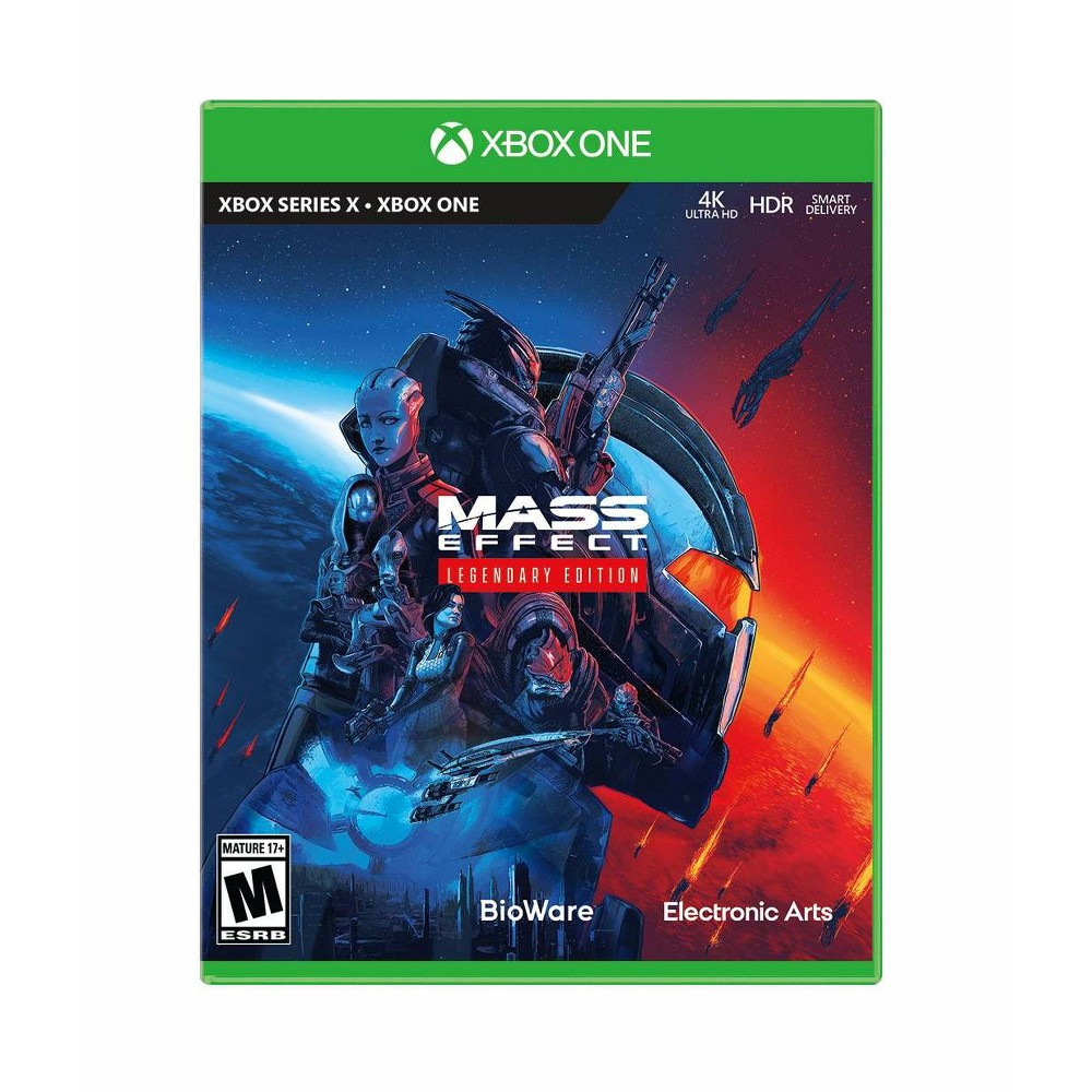 Mass Effect: Legendary Edition - Xbox One/Series X from Electronic Arts