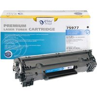 Elite Image Remanufactured Toner Cartridge - Alternative for HP (83A) from Elite Image