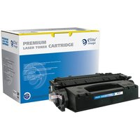 Elite Image Remanufactured Toner Cartridge - Alternative for HP 05X (CE505X) from Elite Image