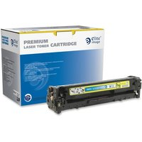 Elite Image Remanufactured Toner Cartridge - Alternative for HP 131A (CF212A) from Elite Image