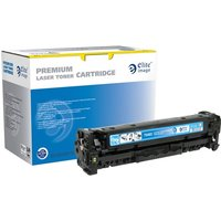 Elite Image Remanufactured Toner Cartridge - Alternative for HP 304A (CC531A) from Elite Image
