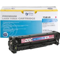 Elite Image Remanufactured Toner Cartridge - Alternative for HP 305A (CE413A) from Elite Image