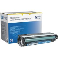 Elite Image Remanufactured Toner Cartridge - Alternative for HP 307A (CE741A) from Elite Image