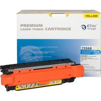 Elite Image Remanufactured Toner Cartridge - Alternative for HP 504A (CE252A) from Elite Image