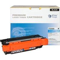 Elite Image Remanufactured Toner Cartridge - Alternative for HP 504X (CE250X) from Elite Image