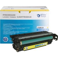 Elite Image Remanufactured Toner Cartridge - Alternative for HP 507A (CE402A) from Elite Image