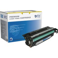 Elite Image Remanufactured Toner Cartridge - Alternative for HP 507X (CE400X) from Elite Image
