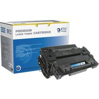 Elite Image Remanufactured Toner Cartridge - Alternative for HP 55X (CE255X) from Elite Image