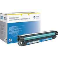 Elite Image Remanufactured Toner Cartridge - Alternative for HP 650A (CE270A) from Elite Image