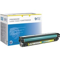 Elite Image Remanufactured Toner Cartridge - Alternative for HP 650A (CE272A) from Elite Image