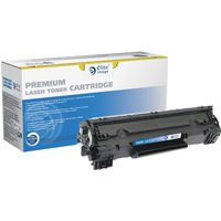 Elite Image Remanufactured Toner Cartridge - Alternative for HP 85A (CE2785A) from Elite Image